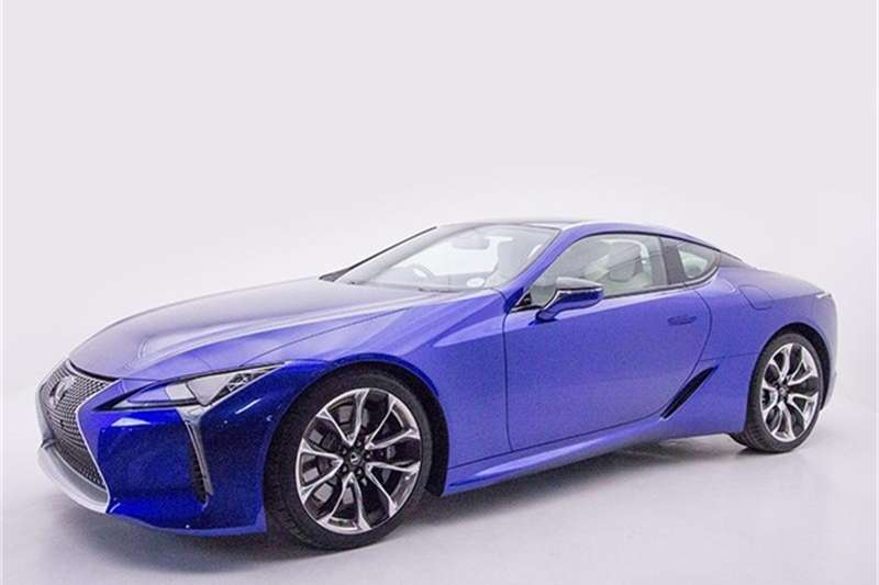 Lexus LC Coupe LC 500 COUPE LIMITED EDITION 2018