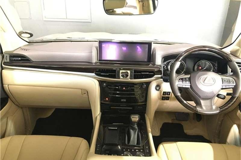 Lexus LX 450d 2019