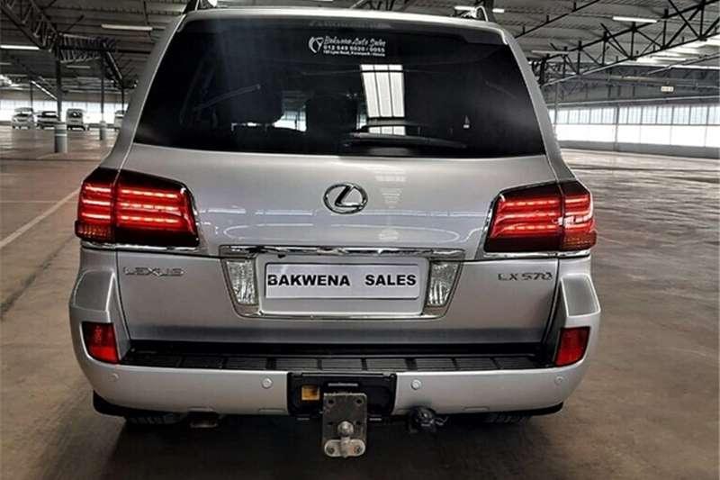 Used 2010 Lexus LX 570