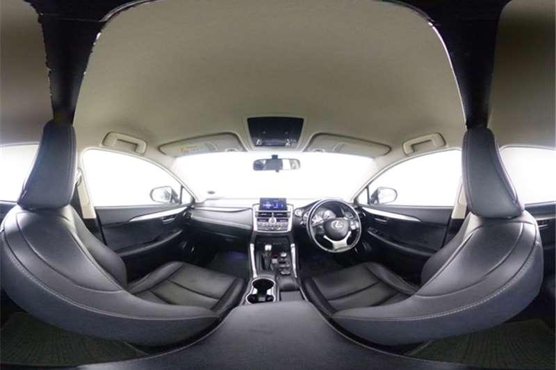 2015 Lexus NX NX 200t E