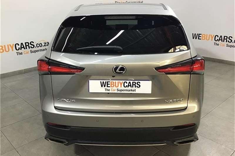 Lexus NX 200t F Sport 2018
