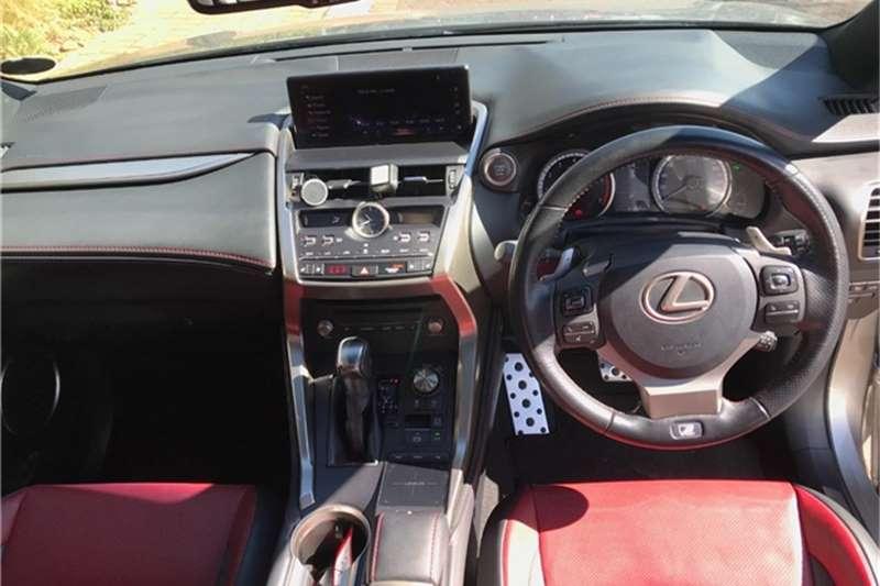 2019 Lexus NX NX 300 F-SPORT