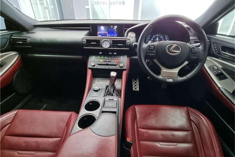 Used 2015 Lexus RC 350 F Sport