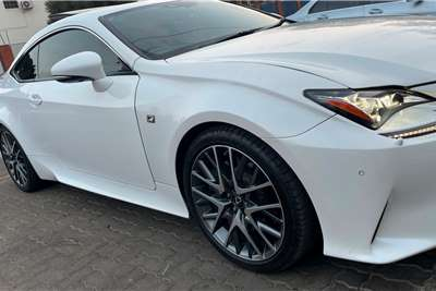 Used 2015 Lexus RC Coupe RC 350 F  SPORT V6