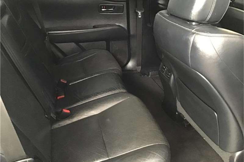 Lexus RX 350 EX 2013
