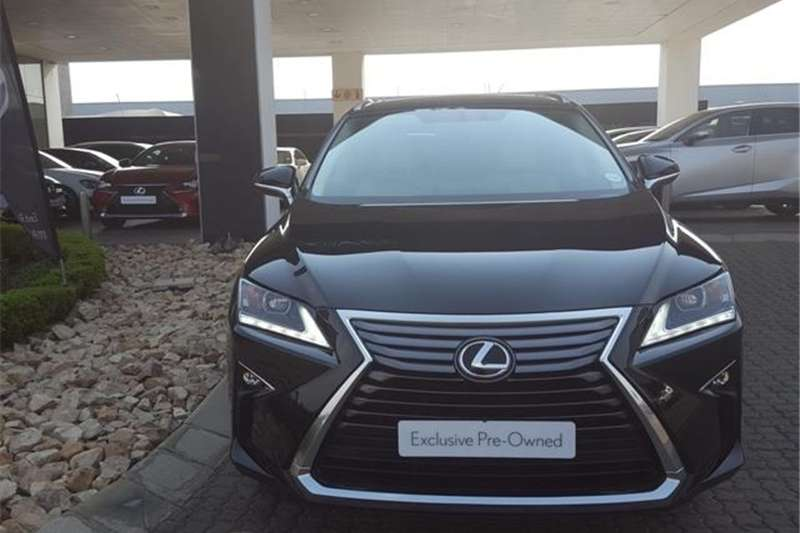 Lexus RX 350 EX 2018