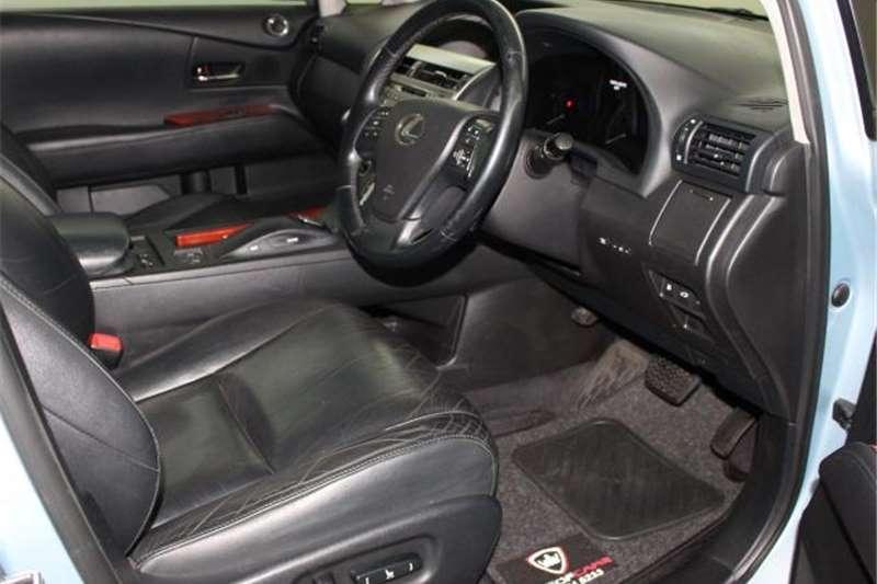Lexus RX 350 XE 2009