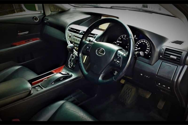 Lexus RX 350 XE 2010