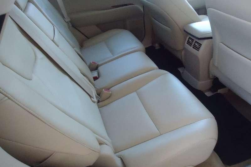 Lexus RX 350 XE 2011