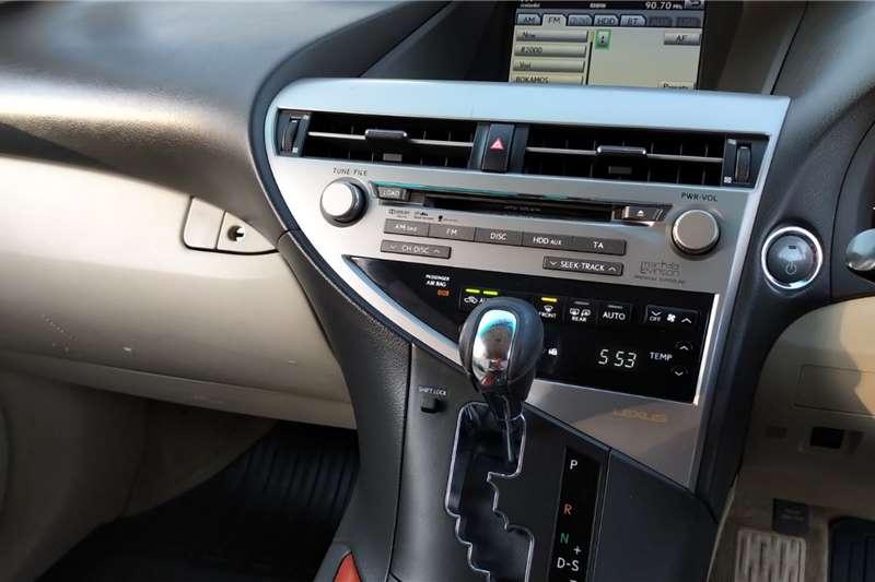 Lexus RX 450h XE 2009