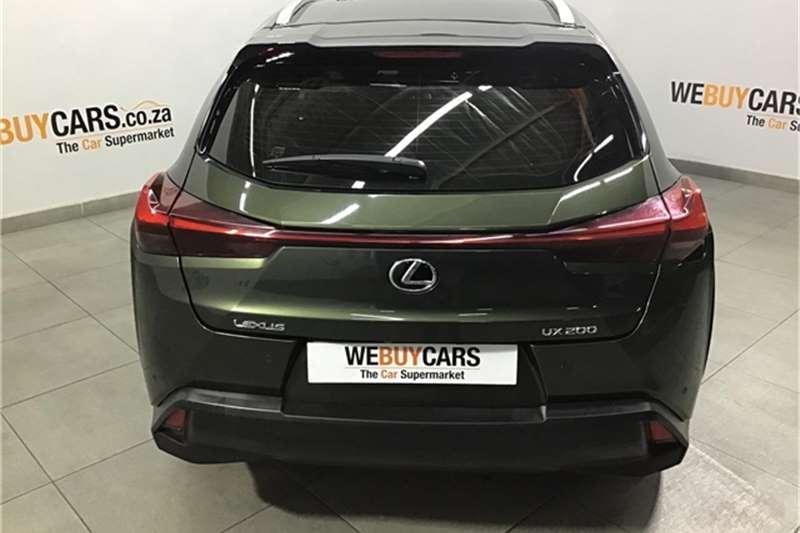 Lexus UX 200 EX 2019