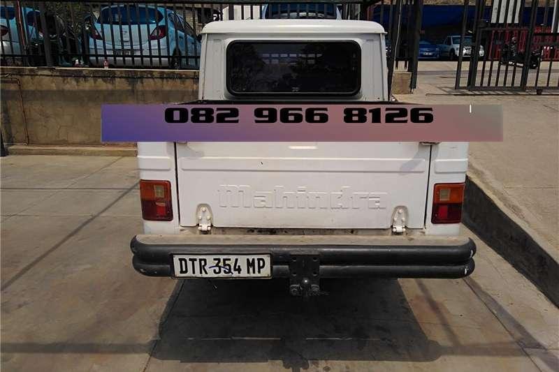 Mahindra Bolero 2.5TD double cab 2006