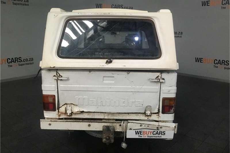 Mahindra Bolero 2.5TD double cab 2007
