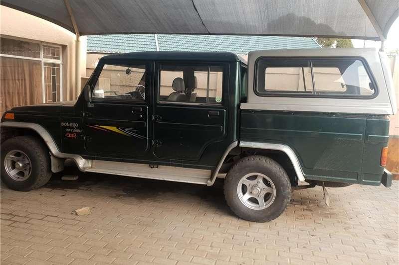 Mahindra Bolero 2.5TD double cab 4x4 2006