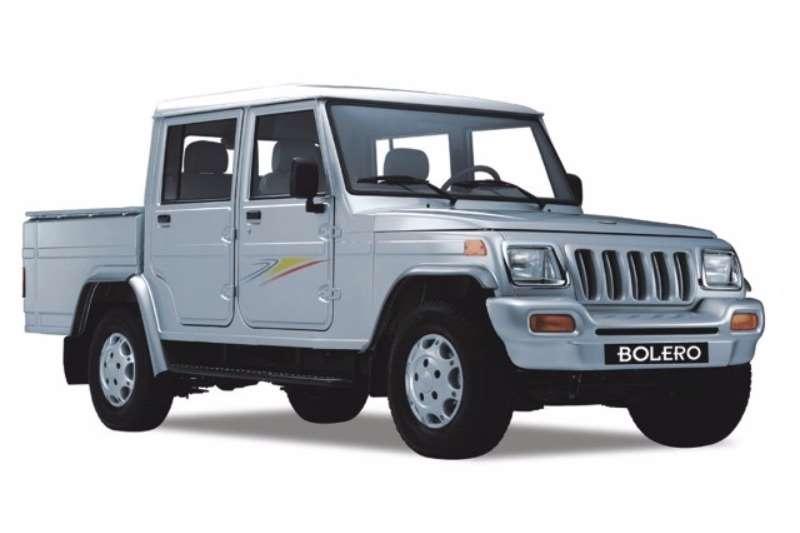 Mahindra Bolero 2.5TD double cab 4x4 2020
