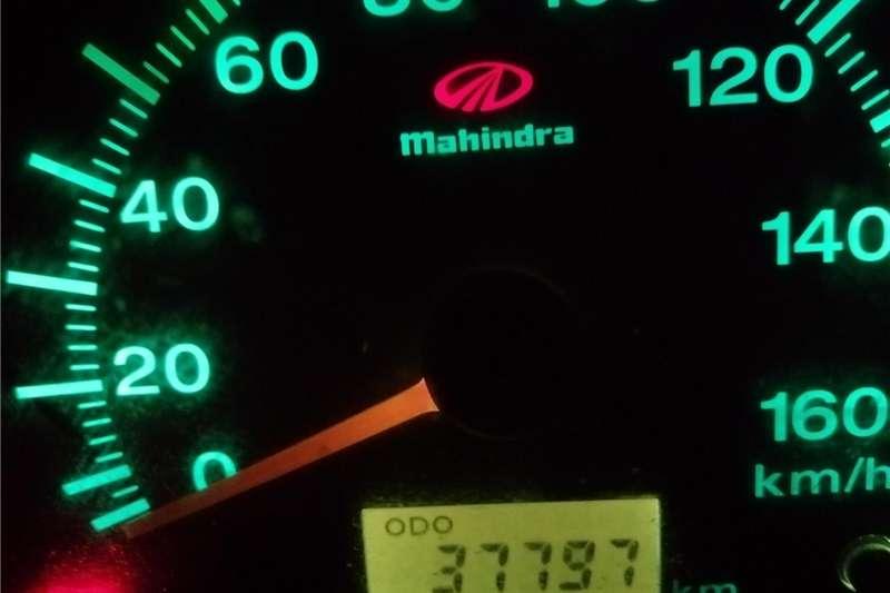 Mahindra Bolero 2.5TD dropside 2013