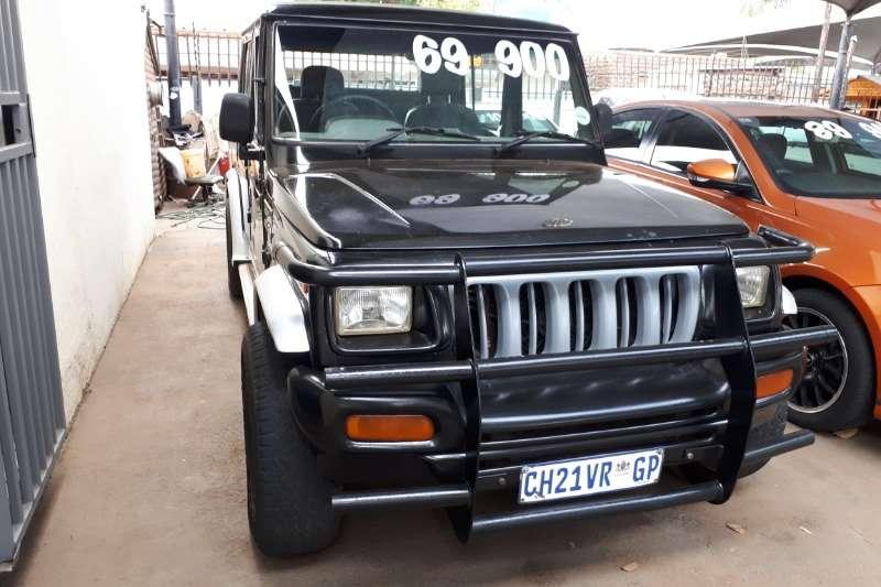 2007 Mahindra Bolero 2.5TD double cab