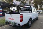 Mahindra Genio 2.2CRDe chassis cab 2014