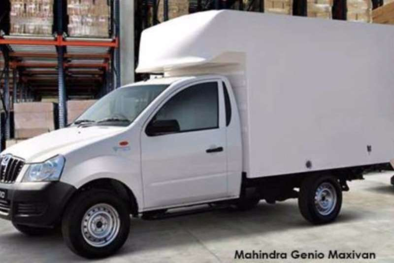 Mahindra Genio 2.2CRDe Maxivan 2019