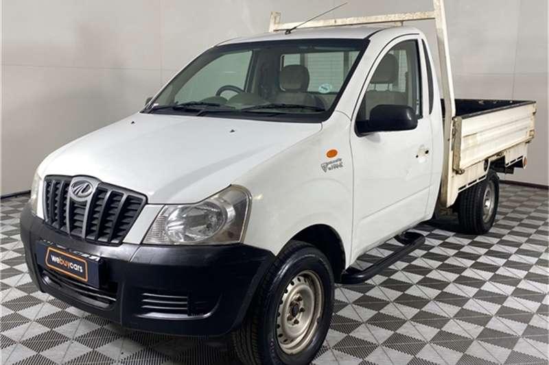 2015 Mahindra Genio Genio 2.2CRDe single cab