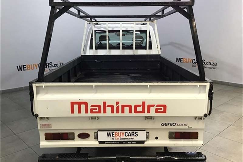 Mahindra Genio 2.2CRDe single cab Plus 2017