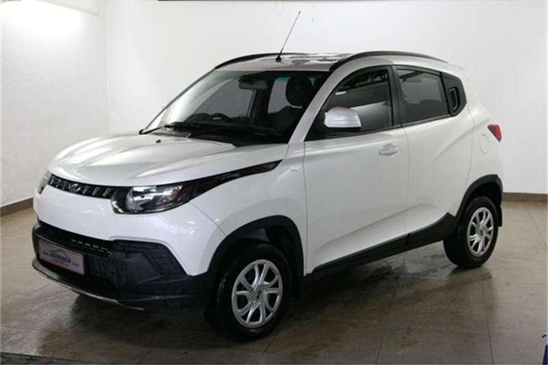 Mahindra KUV100 1.2 D75 K6+ 2016