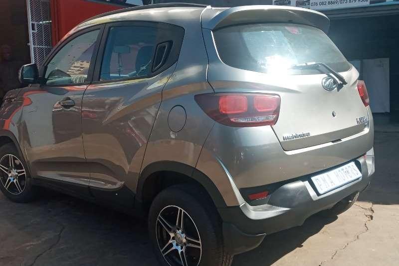 Used 2017 Mahindra KUV100 1.2 D75 K6+