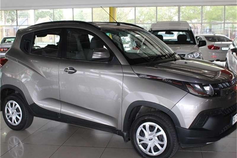 Mahindra KUV100 1.2 D75 K6+ 2017