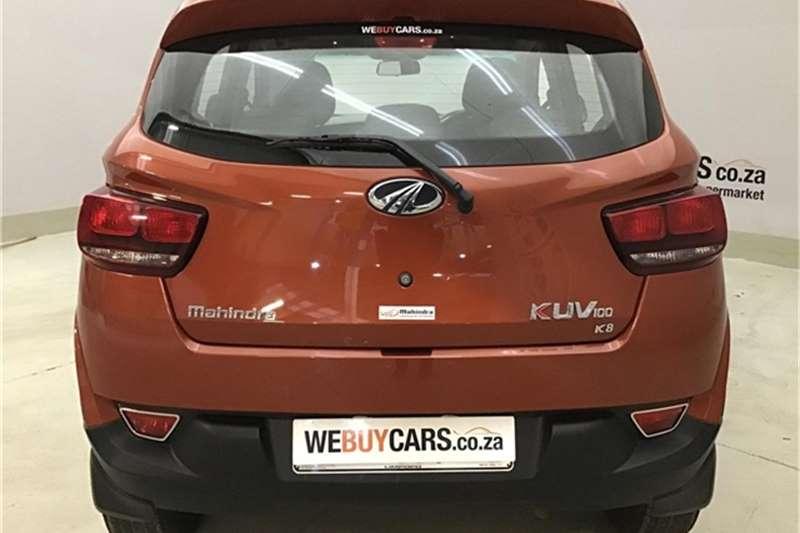 Mahindra KUV100 1.2 D75 K8 2016