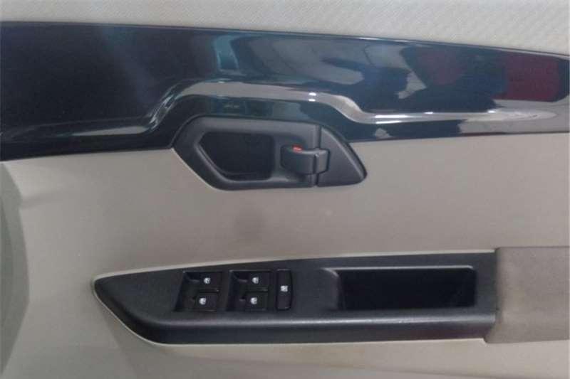 2017 Mahindra KUV100 KUV100 1.2 D75 K8