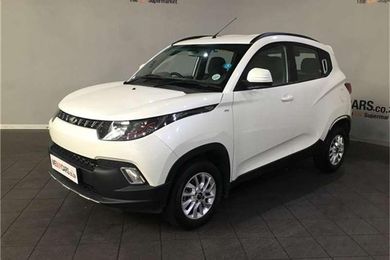 Mahindra KUV100 1.2 D75 K8 2018