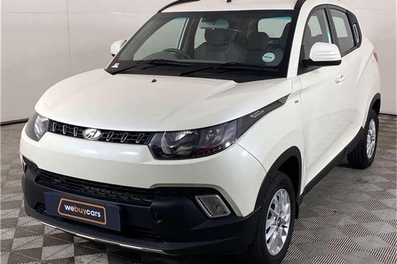 2018 Mahindra KUV100 KUV100 1.2 D75 K8
