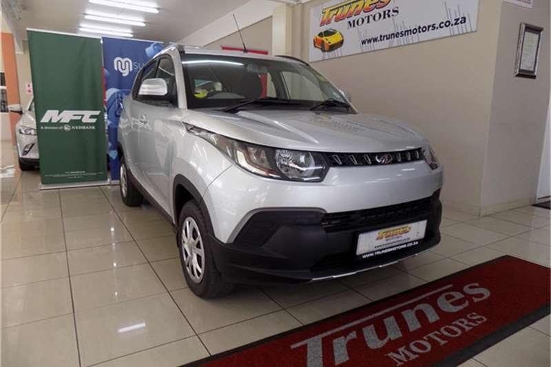 Used 2017 Mahindra KUV100 1.2 G80 K6+