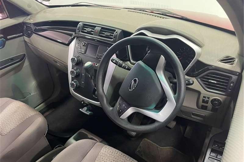 2018 Mahindra KUV100 KUV100 1.2 G80 K6+