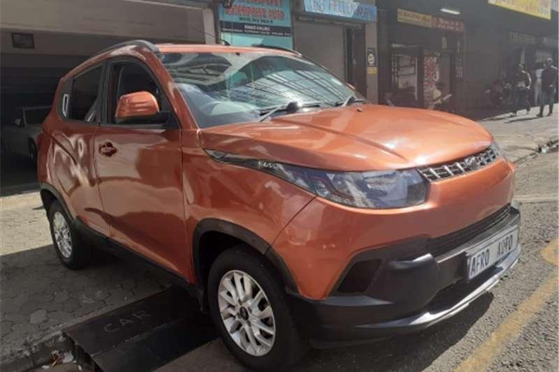 Used 2016 Mahindra KUV100 1.2 G80 K8
