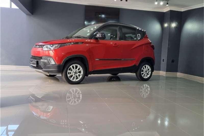 Used 2017 Mahindra KUV100 1.2 G80 K8+
