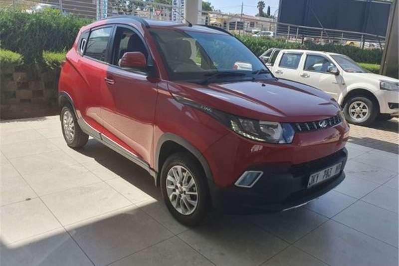 Mahindra KUV100 1.2 G80 K8 2018