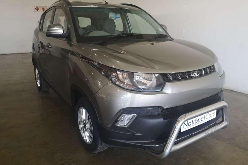 Mahindra KUV100 1.2TD K8 2016