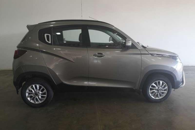 2016 Mahindra KUV100
