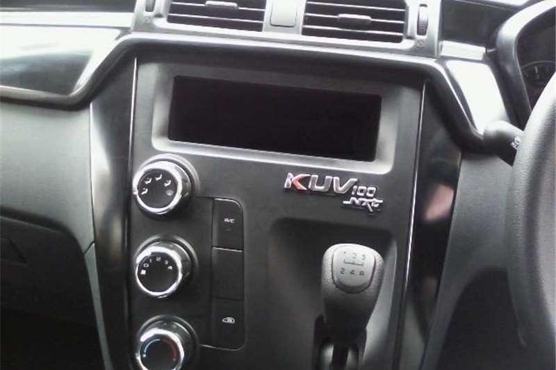 Mahindra KUV100 2020