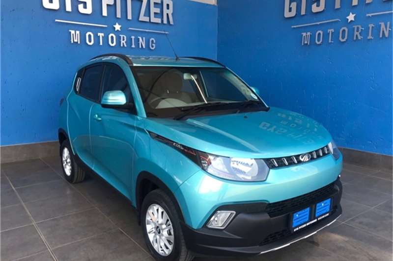 2017 Mahindra KUV100 1.2 D75 K8