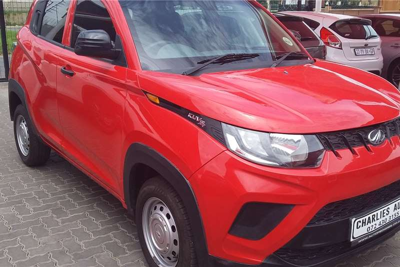 2019 Mahindra KUV100 1.2 D75 K8