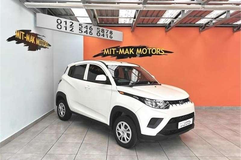 2018 Mahindra KUV100 Nxt