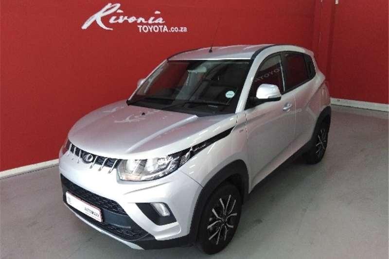2019 Mahindra KUV100 Nxt KUV 100 K6+ NXT