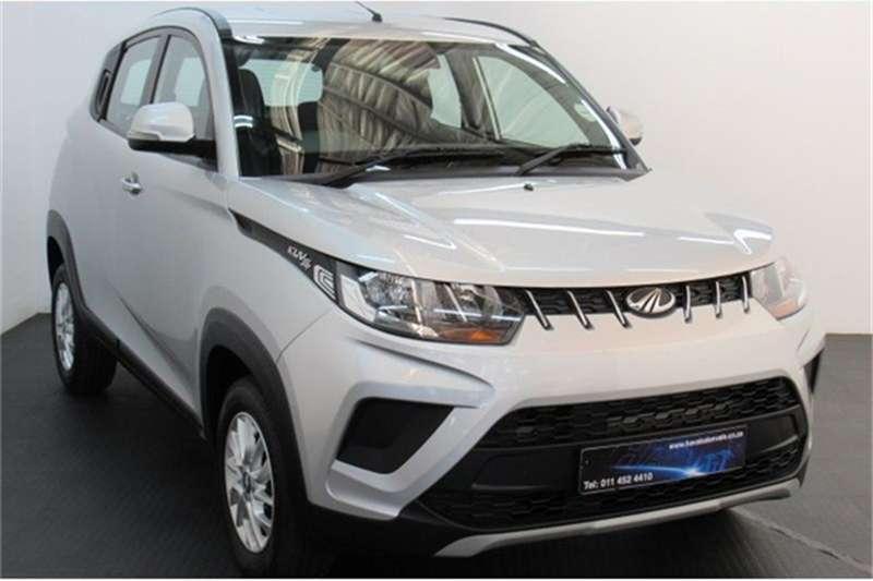 2018 Mahindra KUV100 Nxt KUV 100 K6+ NXT