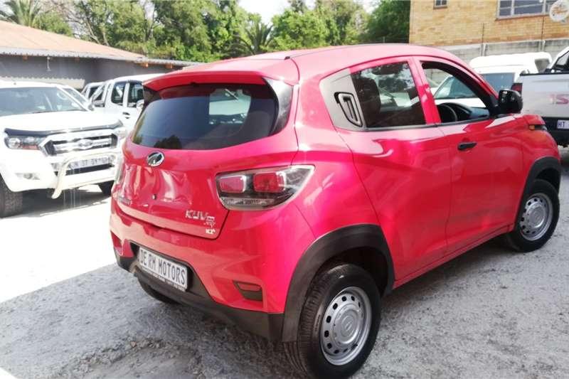 2019 Mahindra KUV100 Nxt KUV 100 1.2 K2+ NXT