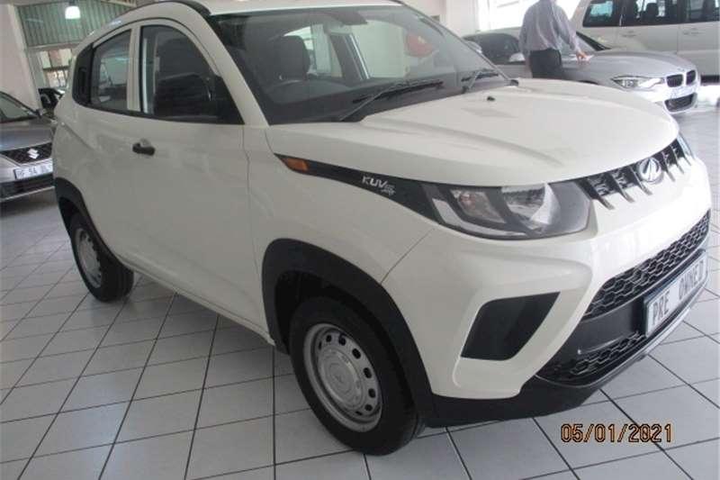2019 Mahindra KUV100 Nxt