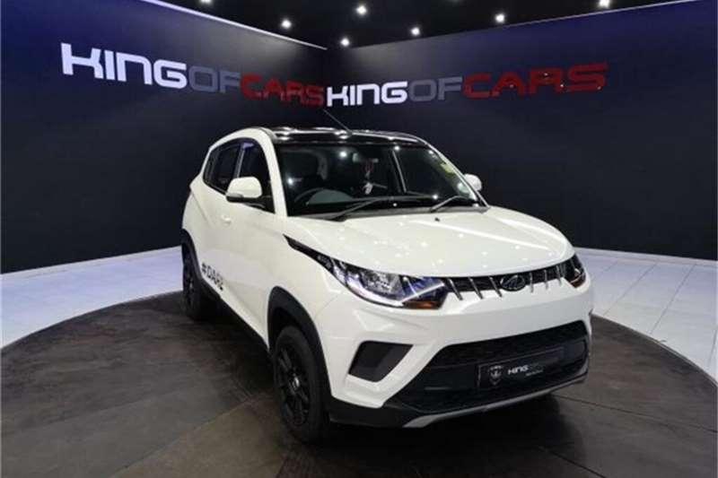 2020 Mahindra KUV100 Nxt