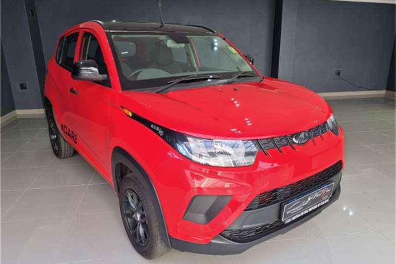 Used 2020 Mahindra KUV100 Nxt KUV 100 1.2 K2+ #DARE