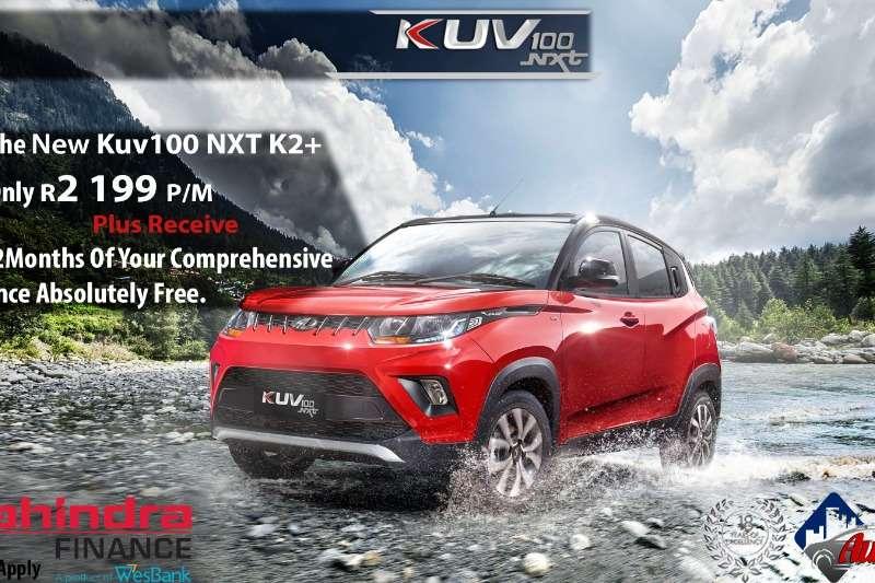 Mahindra KUV100 Nxt KUV 100 1.2 K2+ NXT 2019